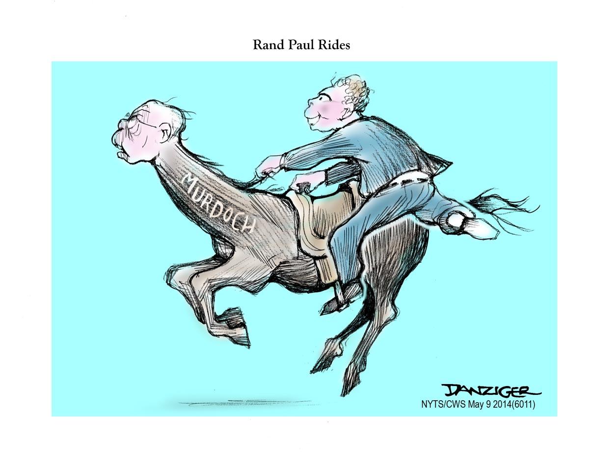 Rand Paul Rides