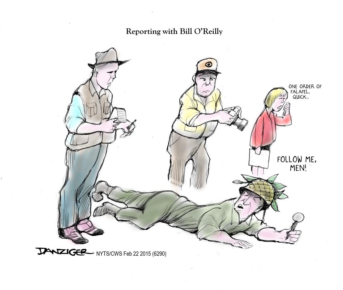 Bill O'Reilly Under Fire
